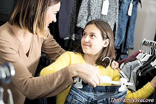 The clothing material more important than the price in children's fashion