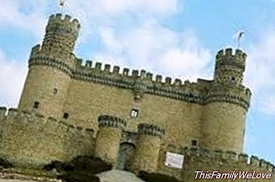 Route through the best castles of the Community of Madrid