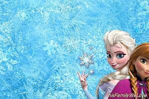 Frozen Phenomenon: the name of Elsa, popular for the first time in the United States