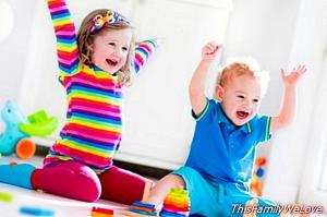 Nursery or nursery school: love and professionalism