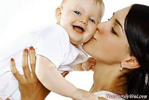 10 simple ideas to create the mother-child bond