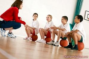 Bright students also like physical education