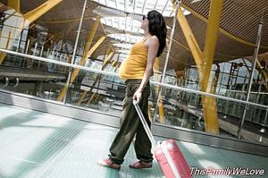 Travel during pregnancy, safety conditions