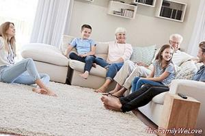 Communication in family, do you know how to talk with the people in your home?