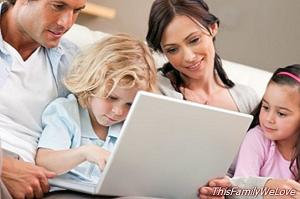 Digital natives, a different generation of children