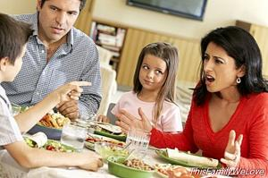 Summer family conflicts, how to treat them