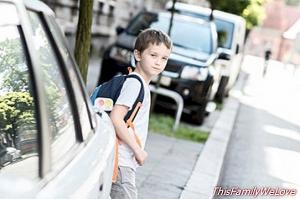 Tips for taking children in a safe car to school