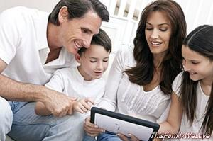 How to use family tablets