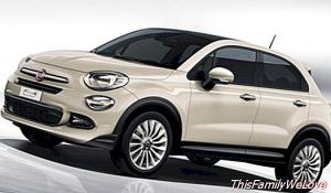 New Fiat 500X City or adventure