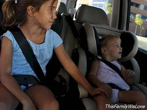 Cabify offers child restraint seats