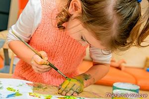 The importance of creativity in childhood