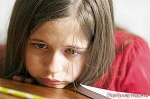New findings on the origin of depression in children