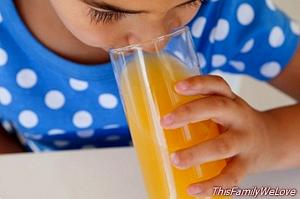 Fruit juices and soft drinks: consumption limitations