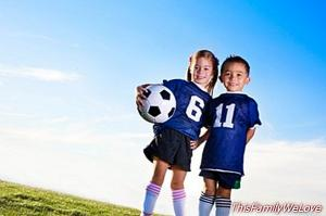 Keys to children's sport