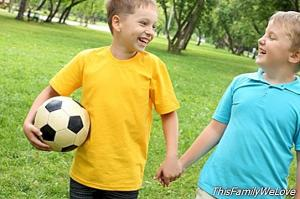 Sport for preschool children