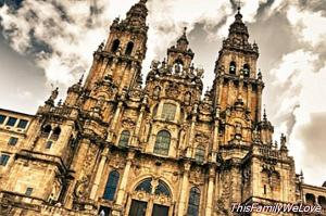 What to see and do in Santiago de Compostela with children