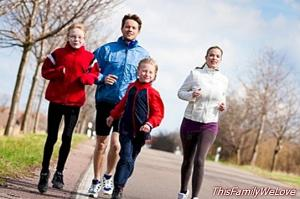 Reasons to encourage running in the family