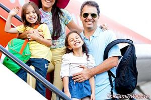 6 advantages of traveling with children for the whole family