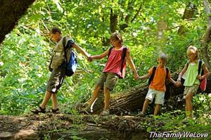 Hiking in family: surprising routes through Spain