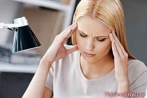 Green light helps to ease the pain of migraine