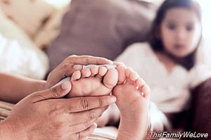 Your feet in good hands: keys to child chiropody