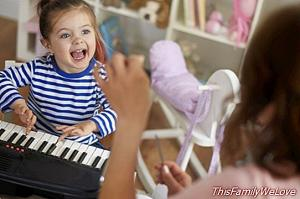 Noisy toys can affect children's hearing