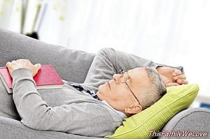 Long naps increase the risk of type 2 diabetes