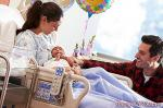 Separating the baby from the mother after delivery has negative consequences