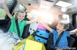 How to entertain children in the car during a long trip
